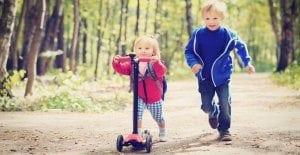 Is a 3 Wheel Scooter Suitable for Toddlers?