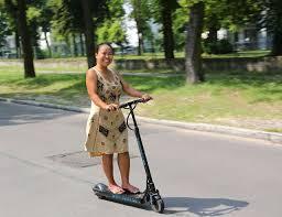 woman-on-kick-scooter