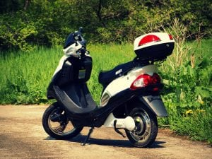 Buying a 50cc scooter