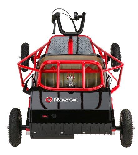 Razor dune buggy design