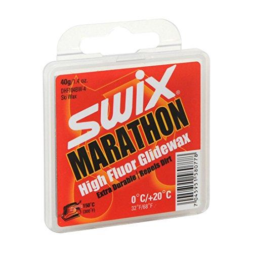 swix marathon high fluor glide wax