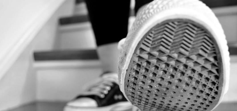 skateboard shoe sole design