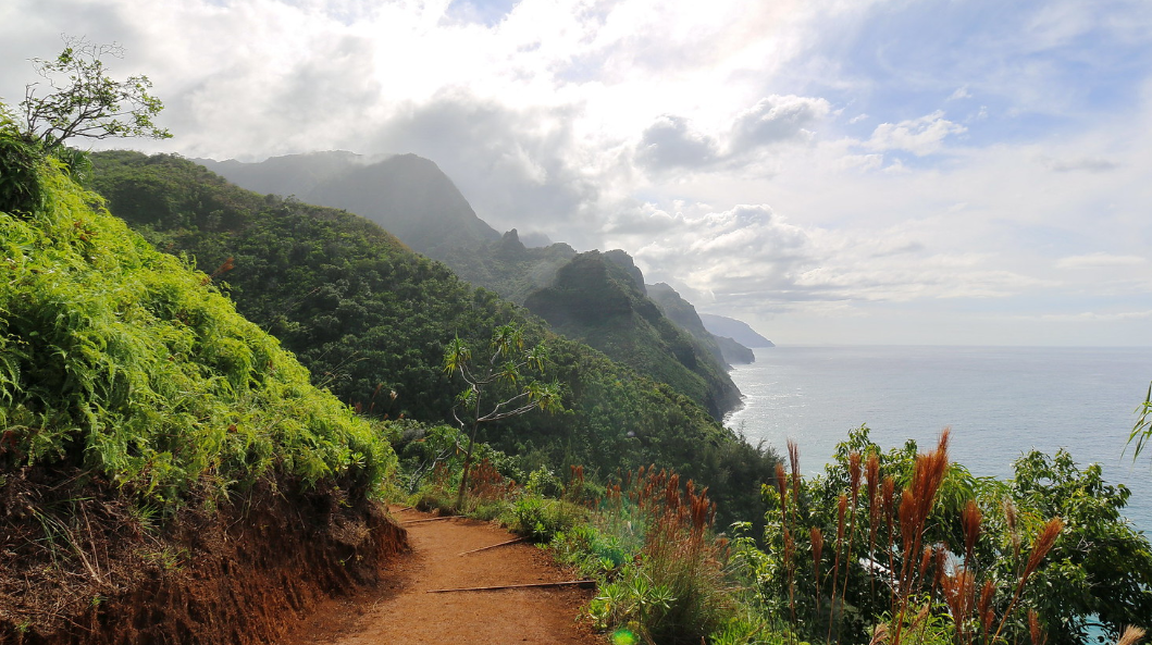 Kalalau Trail - Napali Coast Hawaii