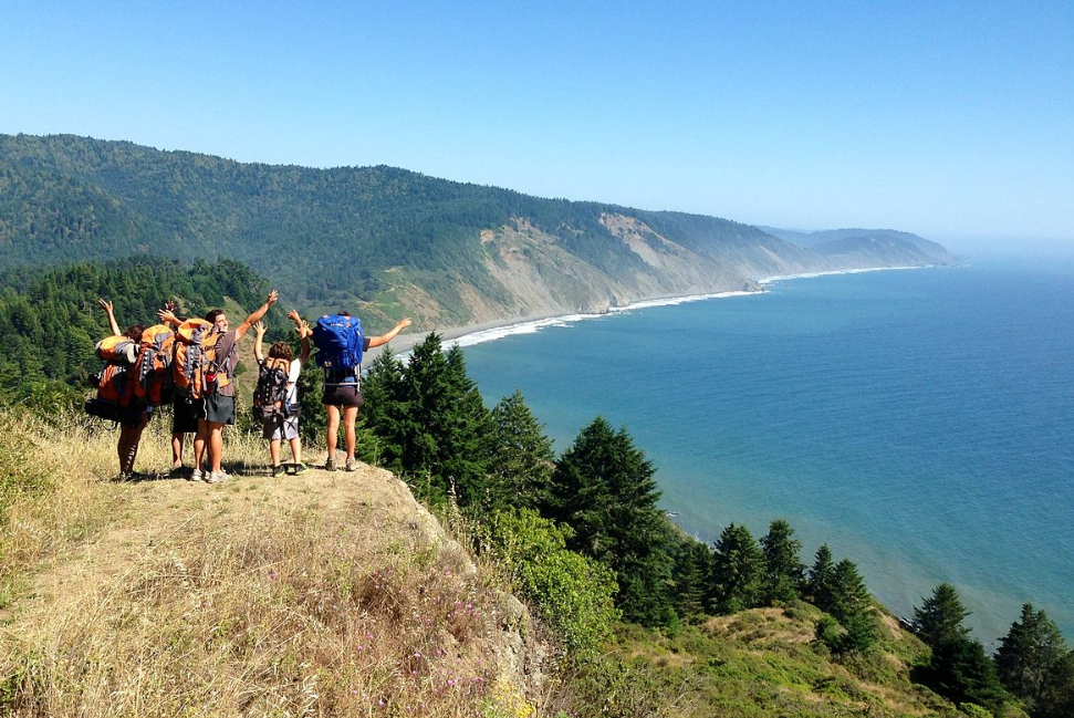 Lost Coast Trail - California